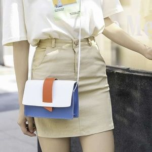 Handbags - 🌿Color Block Bag🌿LAST ONE